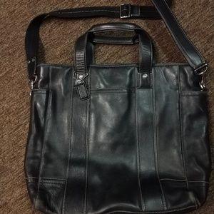COACH TRANSATLANTIC #70102 Tote Shopper Travel Bag